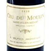 CRU DU MOULIN 1939