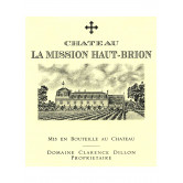LA CHAPELLE DE LA MISSION HAUT BRION 2000