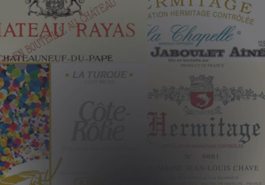 Greatest Rhône wines